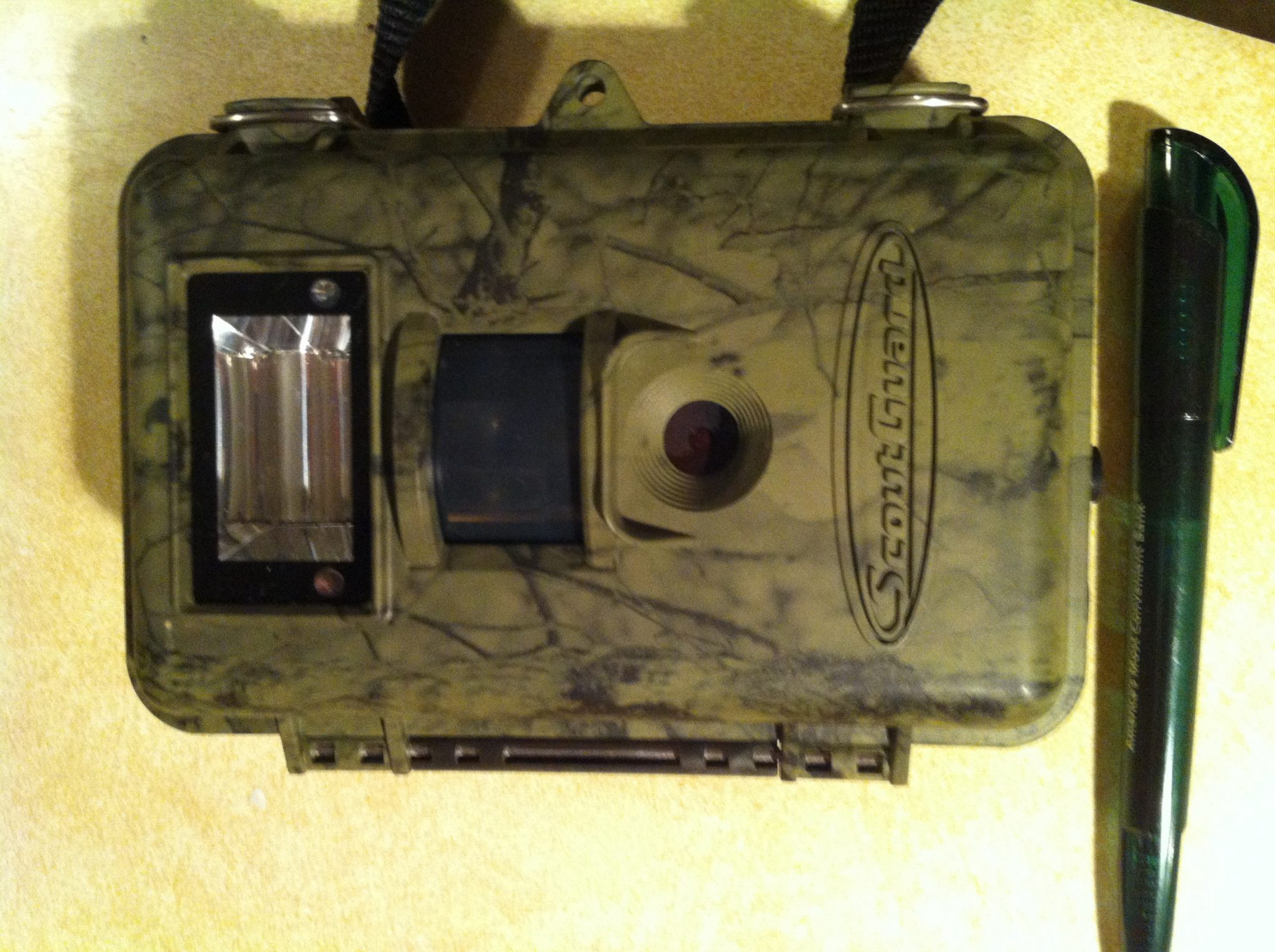 How does a trail camera work 1