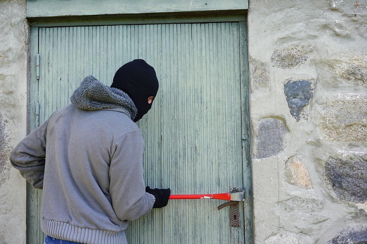 How To Catch A Thief Using Trail Cameras 1