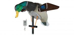 04 - Lucky Duck Lucky HD Motorized Mallard Duck Decoy with Remote
