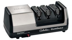 09 - Cabela's Chef'sChoice Diamond Hone No. 120 Electric Knife Sharpener